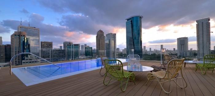 אינדיגו תל אביב מלון בוטיק וספא
