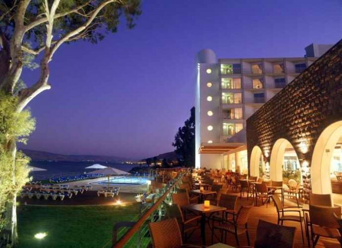 מלון גלי כנרת