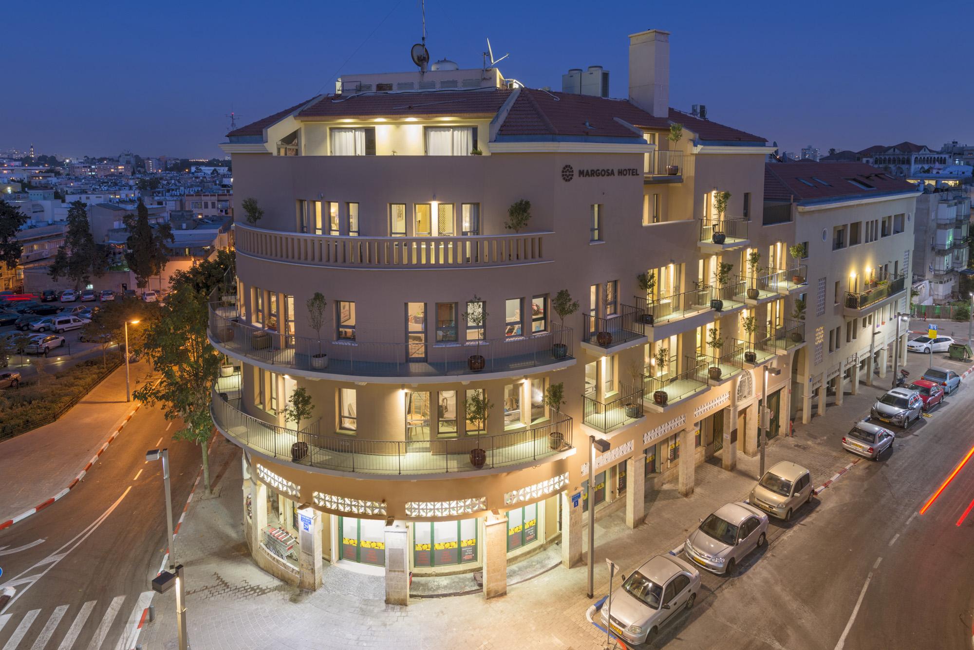 מלון מרגוזה תל אביב
