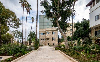 מלון שומאכר, חיפה